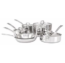 3 ply cookware set