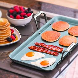 Chantal Induction 21 Tri-Ply Griddle w/ Ceramic Coating - 19