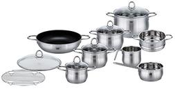 ELO Platin Stainless Steel Kitchen Induction Cookware Pots a