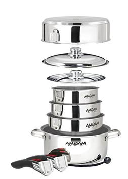 Magma Products, A10-366-IND A10-366-IND, 10 Piece Gourmet Ne