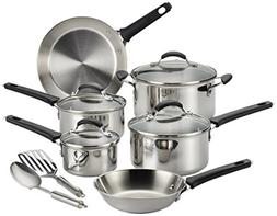 T-fal C813SC Endura Stainless Steel Dishwasher Safe Cookware