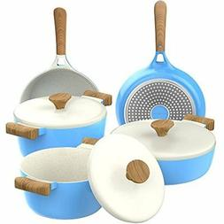 ceramic nonstick cookware set