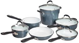 Cuisinart 59-10SB Elements Non-Stick 10 Piece Set, N/A, Slat