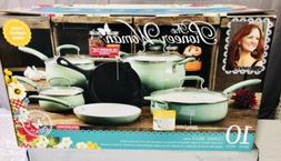 classic belly cookware set ocean