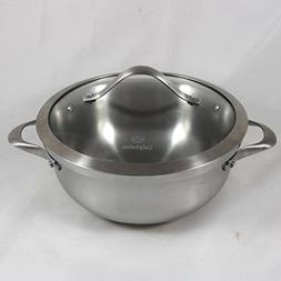 Calphalon Contemporary Stainless 3-quart Chef's Casserole