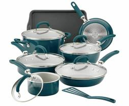 Rachael Ray Create Delicious Nonstick Cookware Pots and Pans