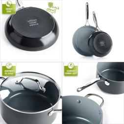 Stainless Steel Induction Cookware Set 14Pc Dinneware Cookin