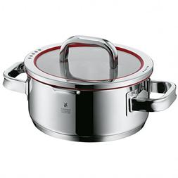 WMF Americas Function Four Stock Pot with Lid in 2.5 Quart