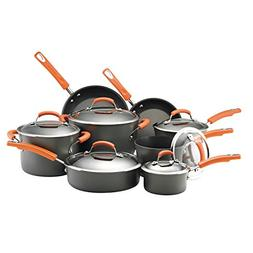 Rachael Ray Hard Anodized II Nonstick Dishwasher Safe 14-Pie
