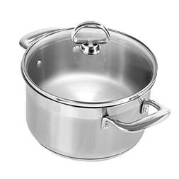 Chantal Induction 21 Steel 2-quart Soup Pot With Glass Lid