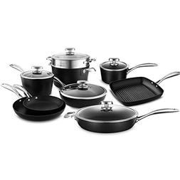 Scanpan Pro IQ 14-piece Nonstick Cookware Set