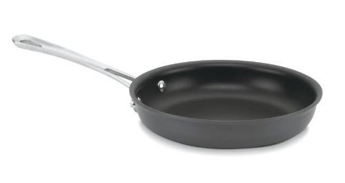 Cuisinart 6422-20 Contour Hard Anodized 8-Inch Open Skillet