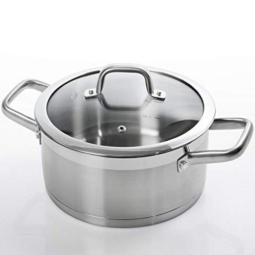 Duxtop Stainless Induction Technology Set