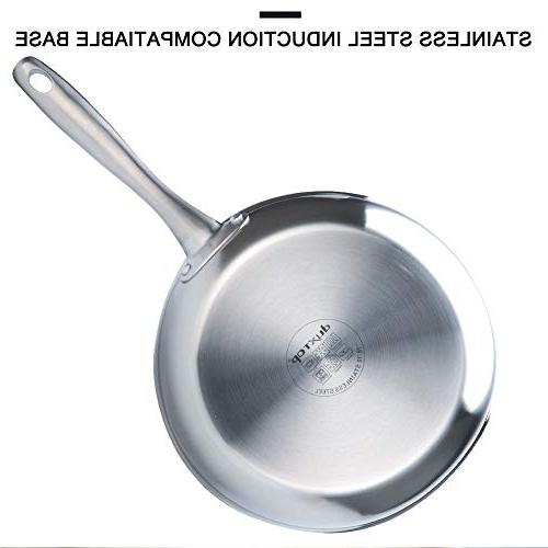 Steel Induction Ready Cookware