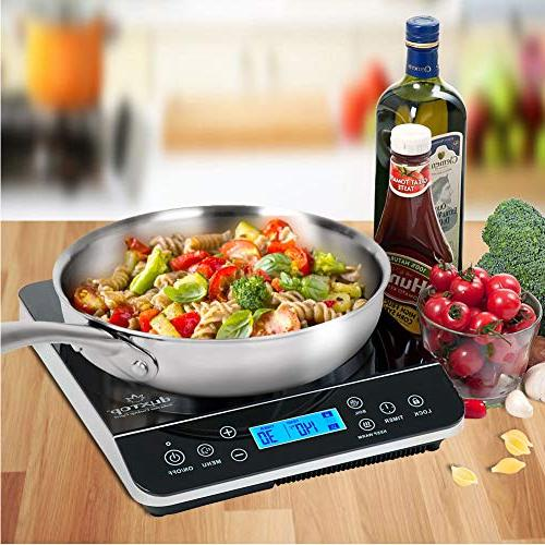Duxtop Steel Induction Cookware
