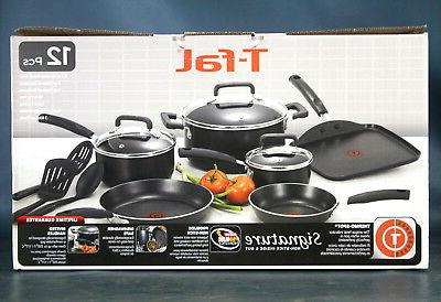 nonstick pots pans cookware set