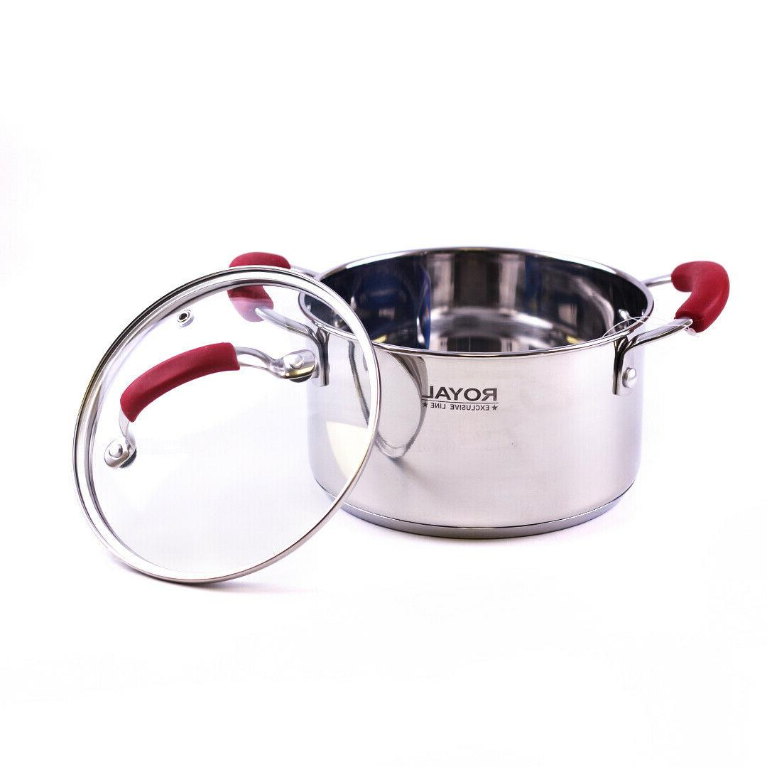 Ohah Germany Design Piece 100% standard cookware set