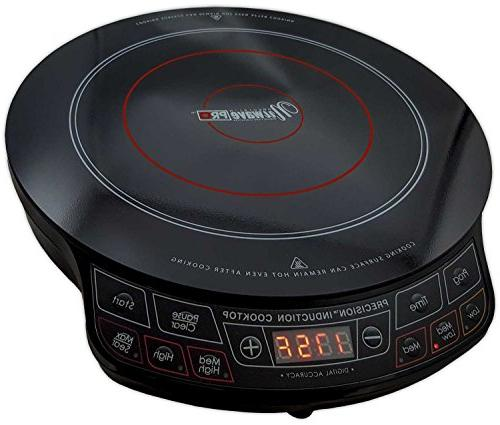 pic highest powered induction cooktop