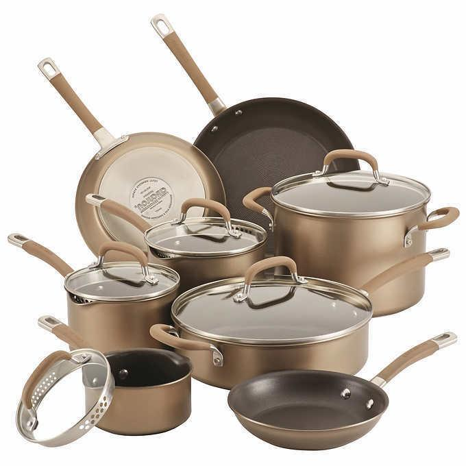 Circulon Professional Hard Anodized Cookware Set NEW!