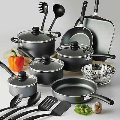 Tramontina 18-Piece Nonstick Cookware Set