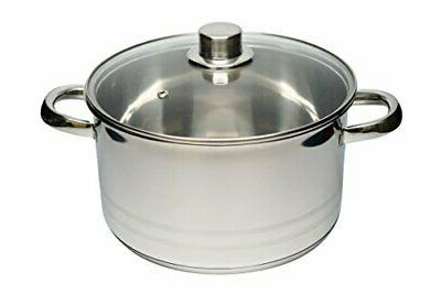 ELO Stainless Kitchen Induction Cookware Pots and Set