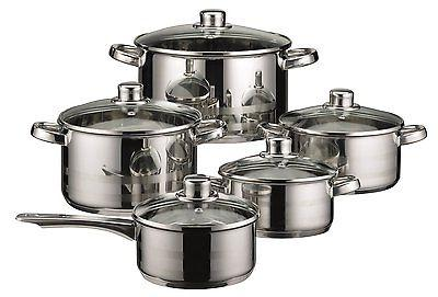 ELO Skyline Stainless Kitchen Induction Cookware