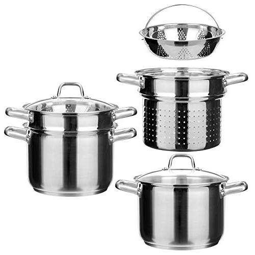 Duxtop SSIB Stainless Induction Cookware Technology