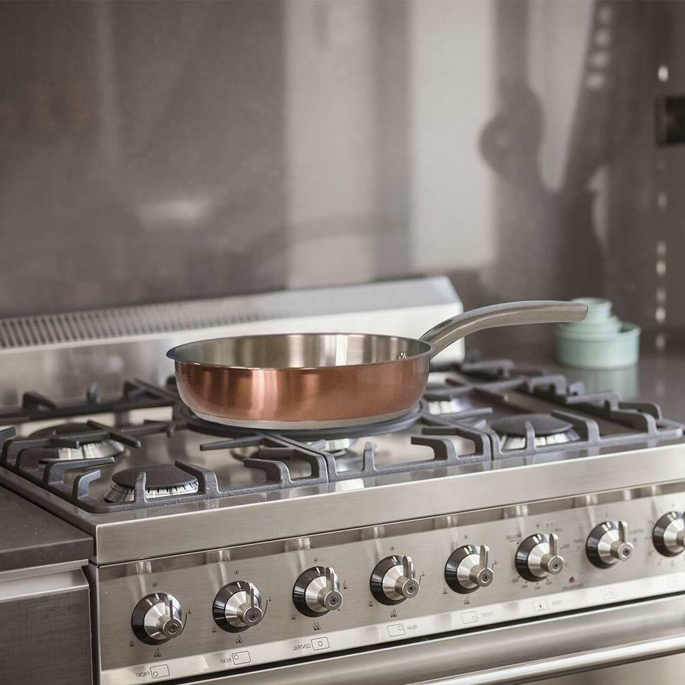 Tri-Ply Cookware Sets - Induction Bottom Rustproof
