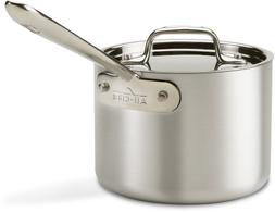 All-Clad Master Chef 2 - 2 Qt. Sauce Pan w/Lid