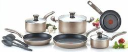 Metallics Nonstick Thermo-Spot Heat Indicator Cookware Set 1
