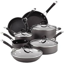 Circulon® Momentum 11-pc. Hard-Anodized Nonstick Cookwar