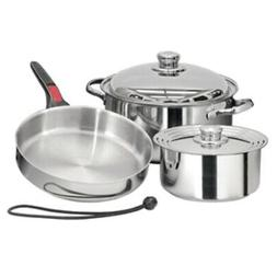 New Magma Nestable 7 Piece Induction Cookware