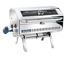 Magma Newport 2 Gourmet Series Gas Grill, 162 sq in