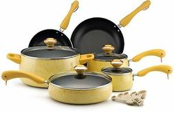 Paula Deen Signature Collection Porcelain Nonstick 15-piece
