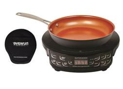 NuWave PIC Compact Precision Induction Cooktop with 9-inch H