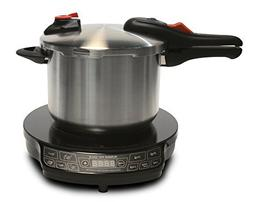 NuWave PIC Gold - Induction Cooktop With Pressure Cooker