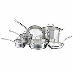 Stainless Steel Induction Cookware Set Best Kitchen Pots And