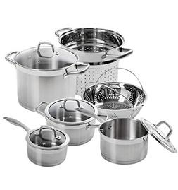 Duxtop Professional Stainless Steel Induction Cookware Set 1