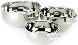 All-Clad Stainless Steel Mixing Bowl Set