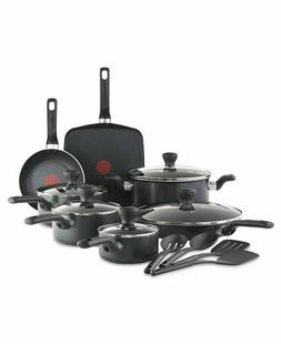 t fal 16 piece pots and pan