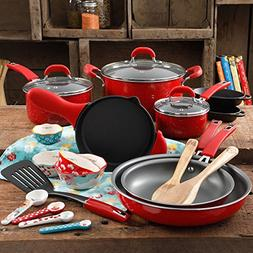 The Pioneer Woman Vintage Speckle 24-Piece Mother's Day Cook